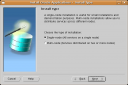 Install Oracle Applications -  Install Type