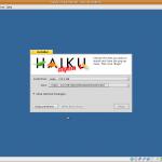 Haiku OS [Installing]
