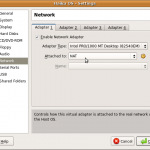 Haiku OS - VirtualBox Network Settings