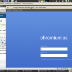 ChromeOS Sign in
